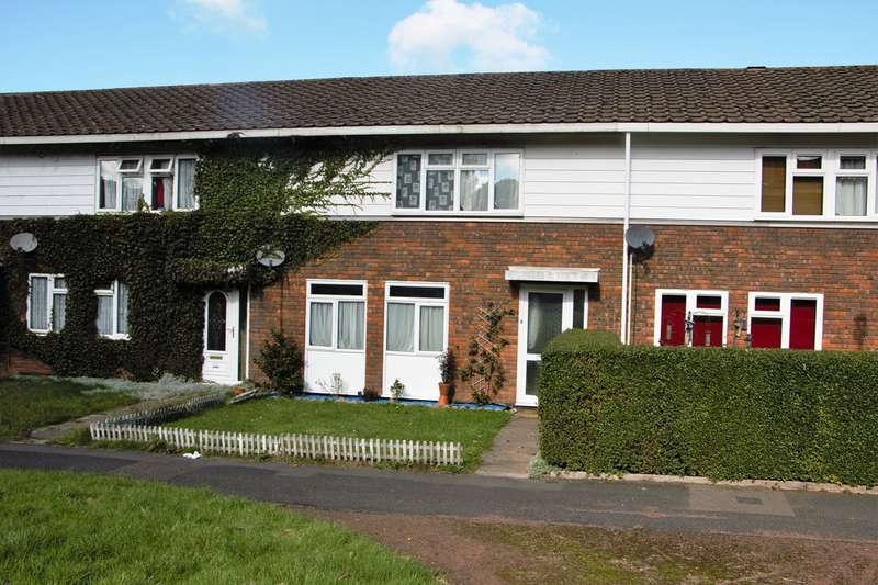 3 Bedrooms Terraced House for sale in Novello Close, Basingstoke, RG22