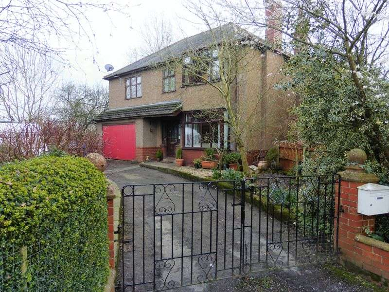 5 Bedrooms Detached House for sale in Liverpool Old Road, Much Hoole, Preston