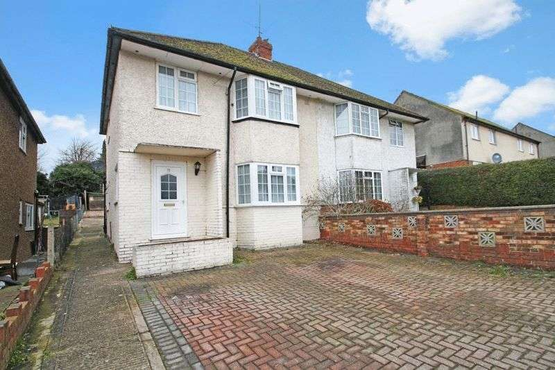 4 Bedrooms Semi Detached House for sale in Melbourne Road, High Wycombe