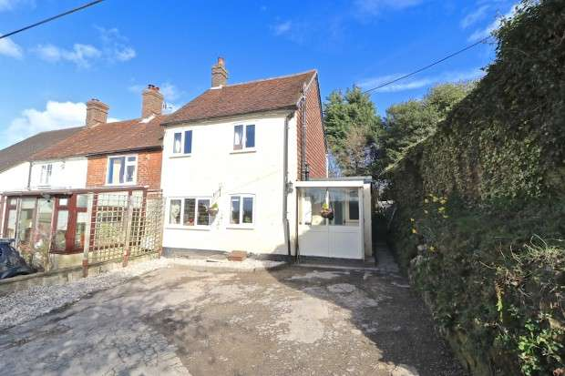 2 Bedrooms Cottage House for sale in West End Cottage, Heathfield Road, Burwash Common, TN19