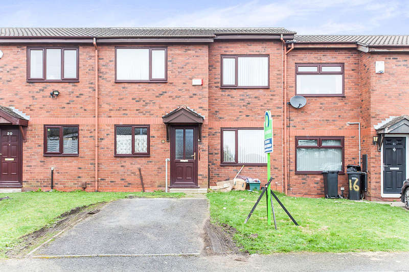 2 Bedrooms Semi Detached House for sale in Hargreaves Street, Halliwell, Bolton, BL1