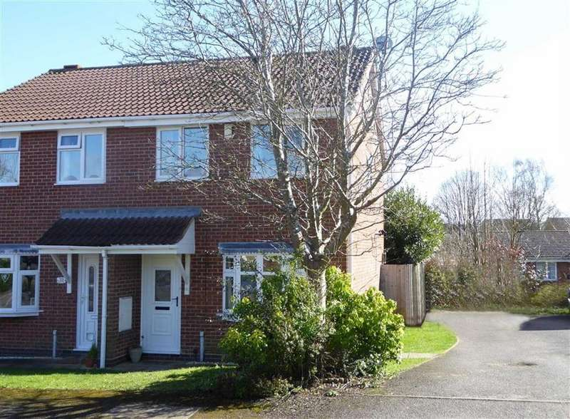3 Bedrooms Semi Detached House for sale in Hillside Close, Banbury
