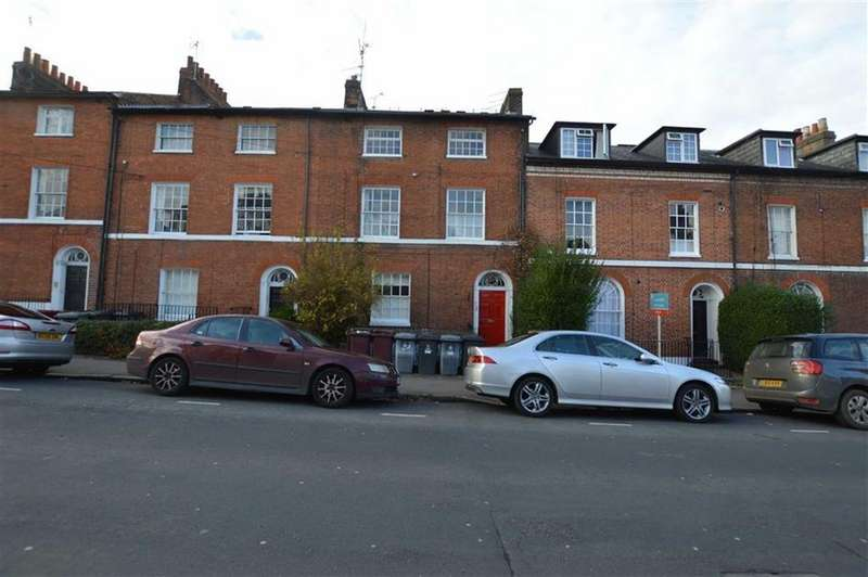 1 Bedroom Flat for sale in Russell Street, Reading