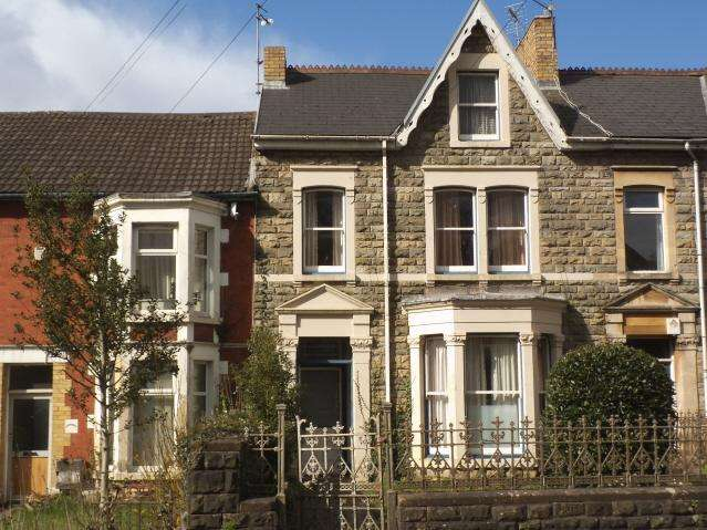 4 Bedrooms Terraced House for sale in Coity Road, Bridgend CF31