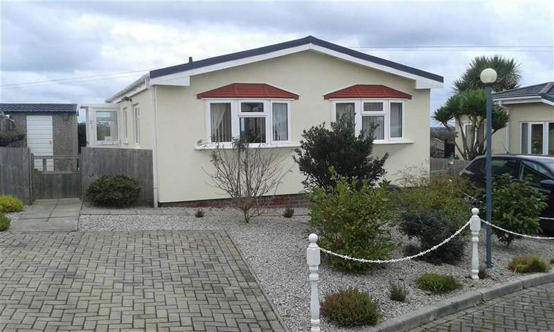 2 Bedrooms Park Home Mobile Home for sale in Spaven Mor, Camborne, Cornwall