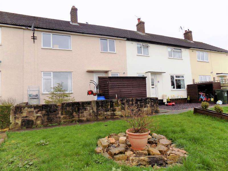 3 Bedrooms Terraced House for sale in Clifton Grove, Gedling, Nottingham, Nottinghamshire