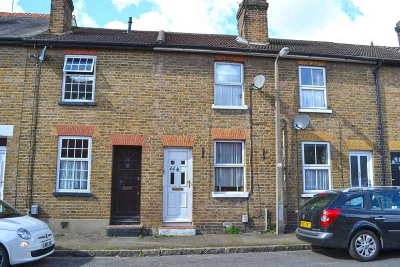 2 Bedrooms Terraced House for sale in North Road, Hoddesdon EN11