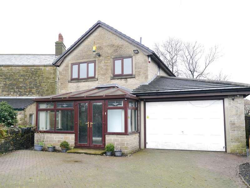 3 Bedrooms Detached House for sale in Swincliffe Crescent, Gomersal, BD19 4BD