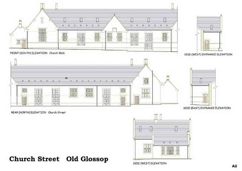 3 Bedrooms Mews House for sale in Church Street South, Glossop