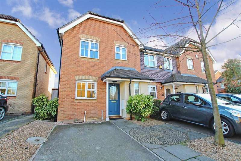 3 Bedrooms End Of Terrace House for sale in Woolbrook Road, Crayford, Dartford