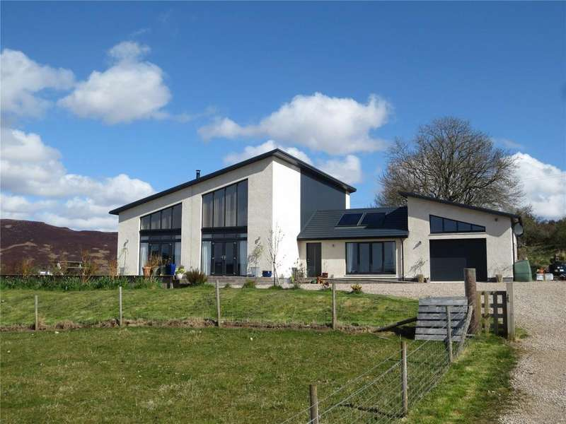 4 Bedrooms Detached House for sale in 143 Badnellan, Brora, Highland, KW9