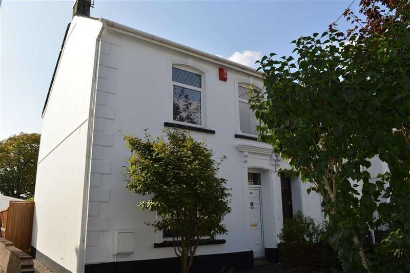 3 Bedrooms Semi Detached House for sale in West Street, Swansea, SA4