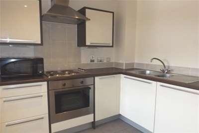 1 Bedroom Flat for rent in City Walk, 1 Sylvester Street, S1 4RN