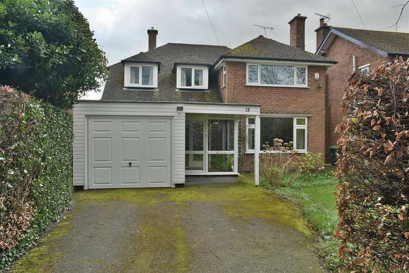 4 Bedrooms Detached House for sale in Park Lane, Hartford