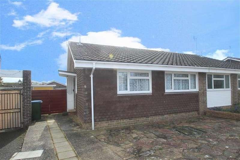 2 Bedrooms Semi Detached Bungalow for sale in The Haven, Littlehampton, West Sussex