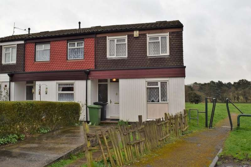 3 Bedrooms End Of Terrace House for sale in Elm Road, Thetford