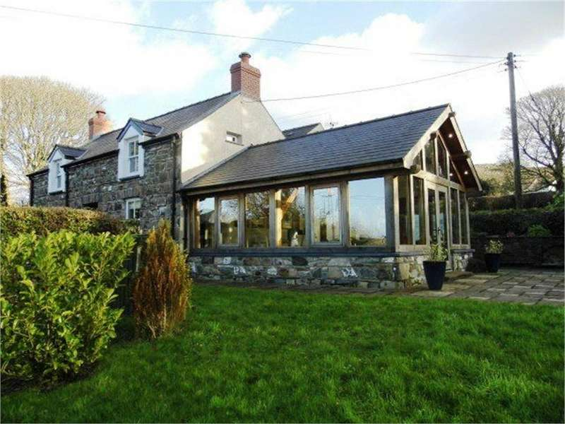 4 Bedrooms Detached House for sale in Sea View, Mountain West (Ffordd Bedd Morys), Newport, Pembrokeshire