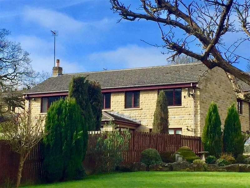 6 Bedrooms Detached House for sale in Oak House, 24 Carr View, Holmfirth, HD9