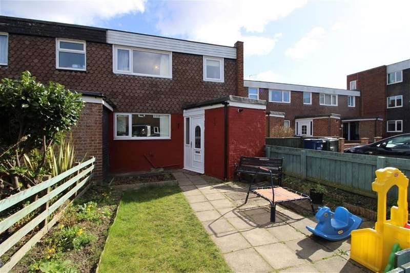 3 Bedrooms Semi Detached House for sale in Rothley Close, Newcastle Upon Tyne, NE3