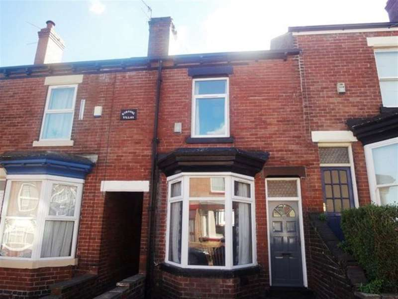 3 Bedrooms Terraced House for rent in 99 Penrhyn Road, Hunters Bar, Sheffield, S11 8UP
