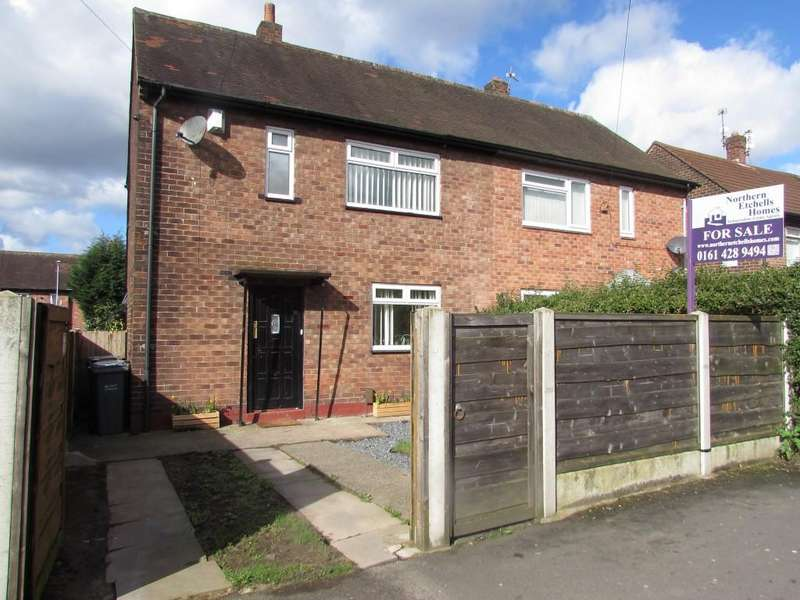 3 Bedrooms Semi Detached House for sale in Greenbrow Road, Manchester