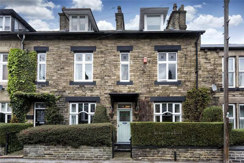 4 Bedrooms Terraced House for sale in Swift Street, Barnsley, South Yorkshire, S75