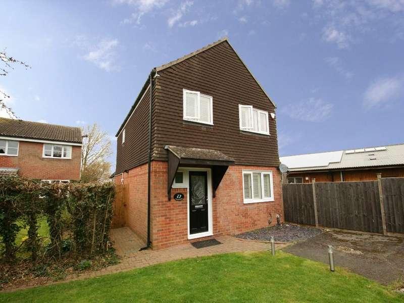 3 Bedrooms Detached House for sale in Loves Green, Highwood, Chelmsford, Essex, CM1