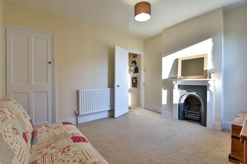 2 Bedrooms End Of Terrace House for sale in New Hythe Lane, Larkfield