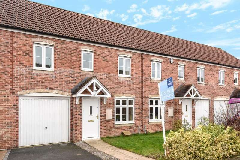 3 Bedrooms Mews House for sale in ORCHARD MEWS, RODLEY, LEEDS, LS13 1PQ