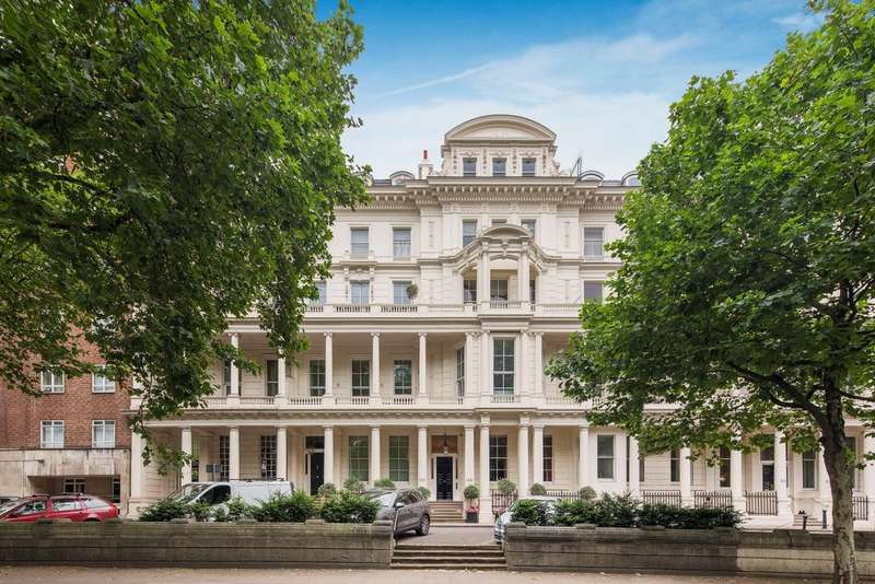 5 Bedrooms Flat for sale in Lancaster Gate, London. W2