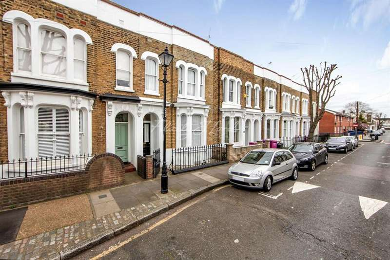 3 Bedrooms Terraced House for sale in Antill Road, E3