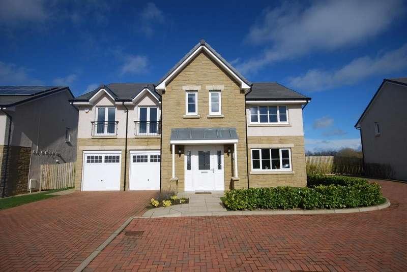 5 Bedrooms Detached Villa House for sale in 21 Parish Gardens, Symington, KA1 5SB