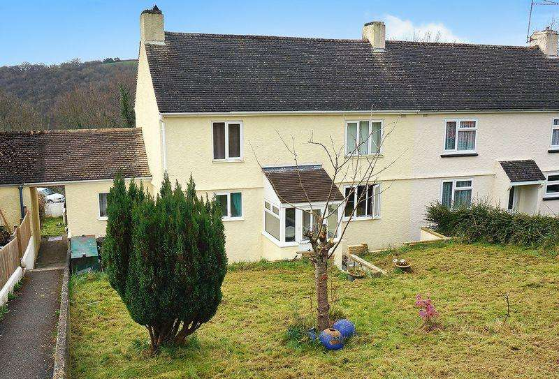 3 Bedrooms Semi Detached House for sale in Church Lane, Calstock
