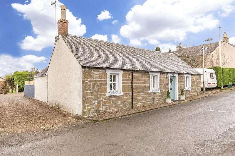 2 Bedrooms Detached Bungalow for sale in The Cottage, Lower Granco Street, Dunning, Perth, PH2