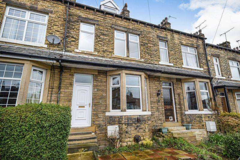 3 Bedrooms Terraced House for sale in Norwood Terrace, Shipley