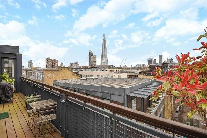 2 Bedrooms Flat for sale in Newhams Row, London Bridge, SE1