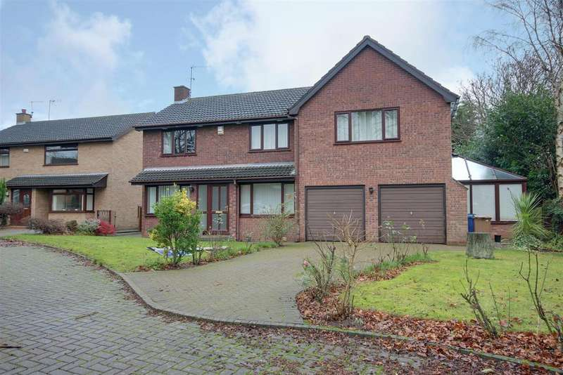 5 Bedrooms Detached House for sale in Tall Trees, Hessle