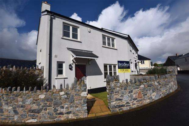 3 Bedrooms Semi Detached House for sale in Andrews Park, Stoke Gabriel, Totnes