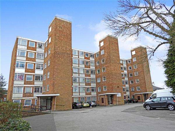 2 Bedrooms Apartment Flat for sale in Springhill Court, Sutton Road, Walsall