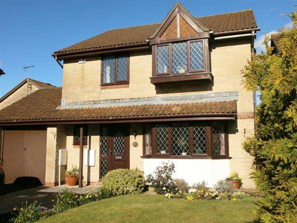 4 Bedrooms House for sale in FIRLEAZE, NAILSEA