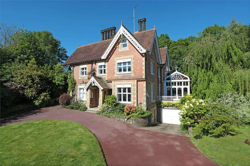 5 Bedrooms Detached House for sale in Castle Road, Tunbridge Wells