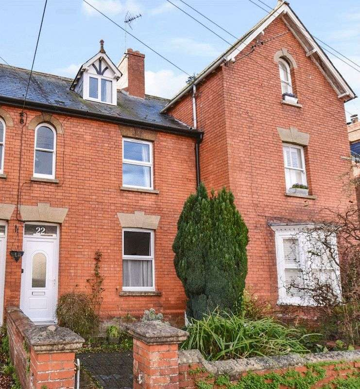 4 Bedrooms Terraced House for sale in 22 Norbins Road, Glastonbury, BA6 9JF