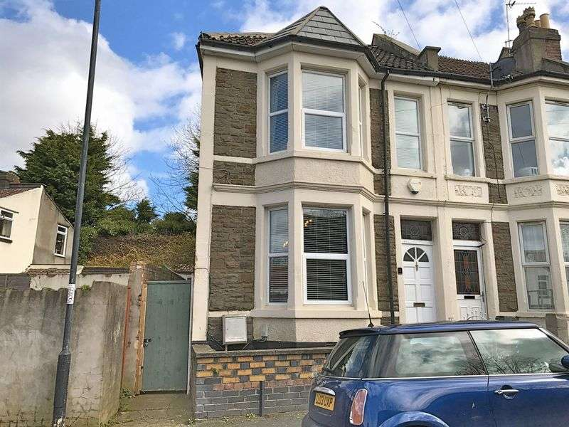 3 Bedrooms Terraced House for sale in Gerrish Avenue, Bristol