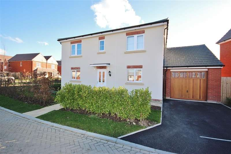 4 Bedrooms Detached House for sale in Lime Kiln, Wantage, OX12