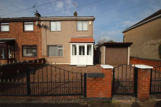 3 Bedrooms Semi Detached House for sale in Blackwatch Road, Radford, Coventry