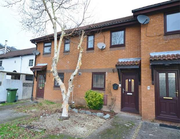 2 Bedrooms Terraced House for sale in Cwrt Ty Fferm, Llanbradach, Caerphilly