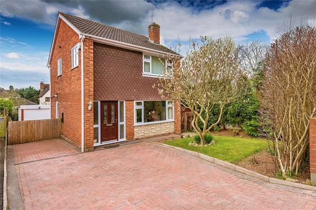 3 Bedrooms Detached House for sale in Hillside Avenue, BRIDGNORTH, Shropshire