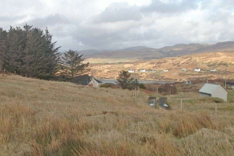 Land Commercial for sale in Fiskavaig, Isle Of Skye
