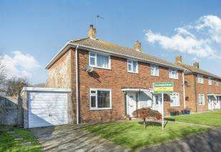 3 Bedrooms Semi Detached House for sale in The Derings, Lydd, Romney Marsh, Kent