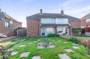 3 Bedrooms Semi Detached House for sale in Berengrave Lane, Rainham, Gillingham, Kent